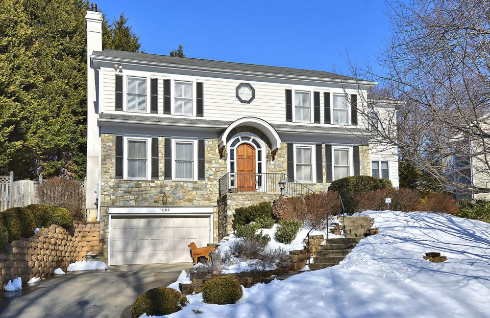 7609 Winterberry Place, Bethesda, MD 20817